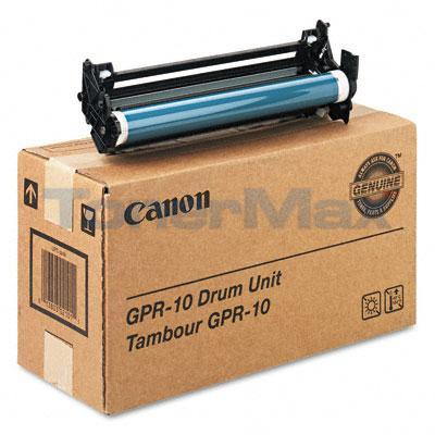 CANON GPR-10 DRUM UNIT BLACK